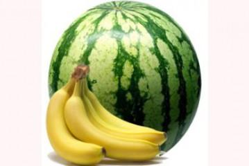 فوائد مذهلة لقشر الموز وقشر البطيخ