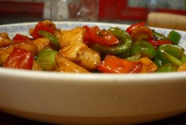 طريقة دجاج كانتون من المطبخ الصيني