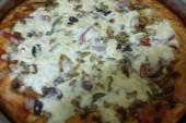 بيتزا بفليه الفراخ المبهر مع البصل وبديل الموتزاريلا