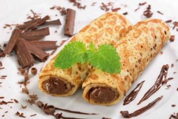 طريقة عمل ساندوتشات الشوكولاتة اللذيذة