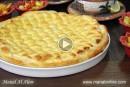 بالفيديو طريقة فطيرة القشطة – مطبخ منال العالم