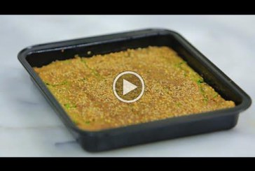 بالفيديو طريقة عمل عجينة الطعمية   الشيف نجلاء الشرشابي