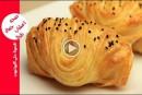 بالفيديو البورك ( البرك ) التركي باللحم بوريك باللحم