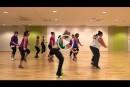 بالفديو تمارين رقصة الزومبا