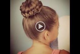 بالفديو مجموعة من تسريحات الشعر للأطفال
