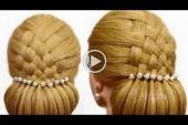 بالفديو تسريحات شعر بسيطة 1