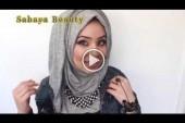 بالفديو ستايلات مختلفة من طرق لف الحجاب للسواريه