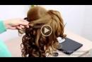 بالفديو مجموعة 1 لتسريحات الشعر للحفلات