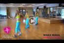 بالفديو رقصة زومبا علي أنغام شاكيرا للتخسيس