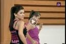 بالفديو عرض لرياضة رقصة الزومبا في برنامج دنيا يا دنيا