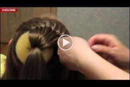 بالفديو مجموعة تسريحات الشعر للبنات الصغيرة 2