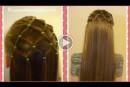 بالفديو مجموعة تسريحات الشعر للبنات الصغيرة 3