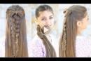 بالفديو مجموعة تسريحات الشعر للبنات الصغيرة 4 من هنا