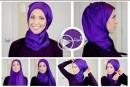 بالفديو لفات حجاب للمناسبات والسهرة