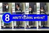 بالفديو 8 دقائق تمرينات سويدي قبل النوم