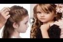 بالفديو مجموعة تسريحات الشعر للبنات الصغيرة 7