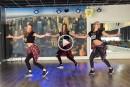 بالفديو أحدث رقصات الزومبا للتخسيس السريع 22