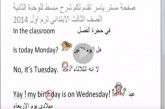 الصف الثالث الابتدائي لغة انجليزية شرح الوحدة الثانية Part2